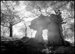 Dolmen Cap del Pouech (infrared)